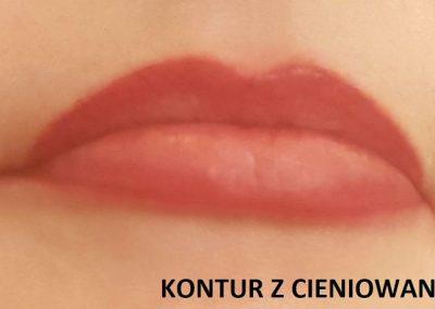 Makijaż permanentny ust Kraków