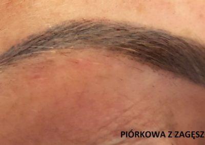brwi permanentne Kraków